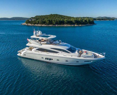 Spirit of the Sea Yacht